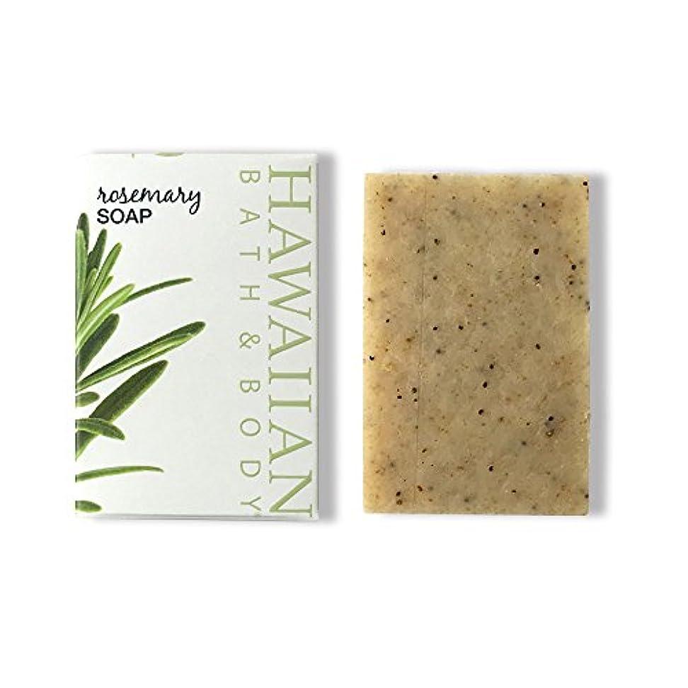 起きろオーストラリア人おなじみのハワイアンバス&ボディ ローズマリーソープ ( Rosemary Soap )