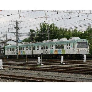 プラッツ Nゲージ 静岡鉄道1000系 LuLuCa 2輌  デカール TP-4