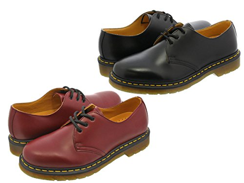 [ドクターマーチン] Dr.Martens 1461 3EYE GIBSON SHOES BLACK (11838002)