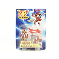 VR Troopers Kaitlin Star Deluxe Figure おもちゃ [並行輸入品]