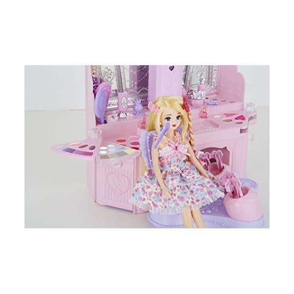リカちゃん アクアカール ミストドレッサーの紹介画像6