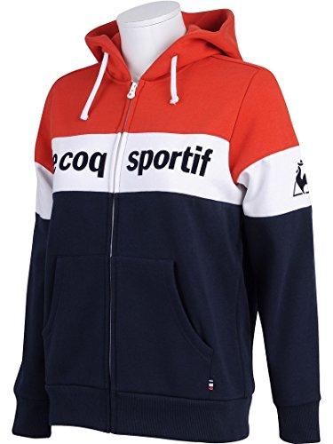 (ルコックスポルティフ) le coq sportif トレーニング フーデッドスウェットジャケット QB-565563 [レディース] RNV S