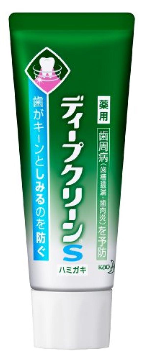ドリンク石鹸力強いディープクリーンS 薬用ハミガキ 60g