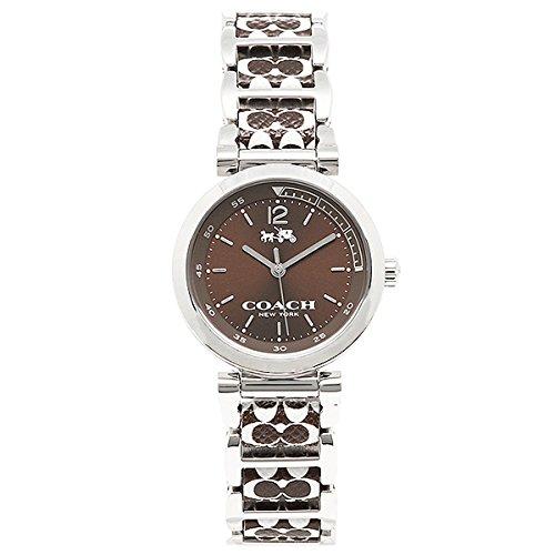 (コーチ) COACH コーチ 時計 レディース COACH 14502317 1941 SPORT 腕時計 ウォッチ ブラウン/シルバー[並行輸入品]