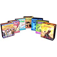 Harry Potter 1-7 Audio Collection (US edition)