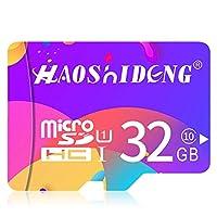 TFカード 32GB microSDHCカード カメラメモリカード メモリカード 携帯電話のメモリカード class10 高速 SDカード アダプタ付