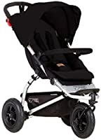 Mountain Buggy 2015 Swift Compact Stroller, Black by Mountain Buggy [並行輸入品]