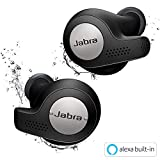 Jabra Elite Active 65t チタンブラック 北欧デザイン Alexa対応完全ワイヤレスイヤホン BT5.0 マイク付 防塵防水IP56 2台同時接続 2年保証 【国内正規品】 100-99010002-40-A