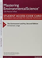 Mastering Environmental Science with Pearson eText -- ValuePack Access Card -- for The Environment and You