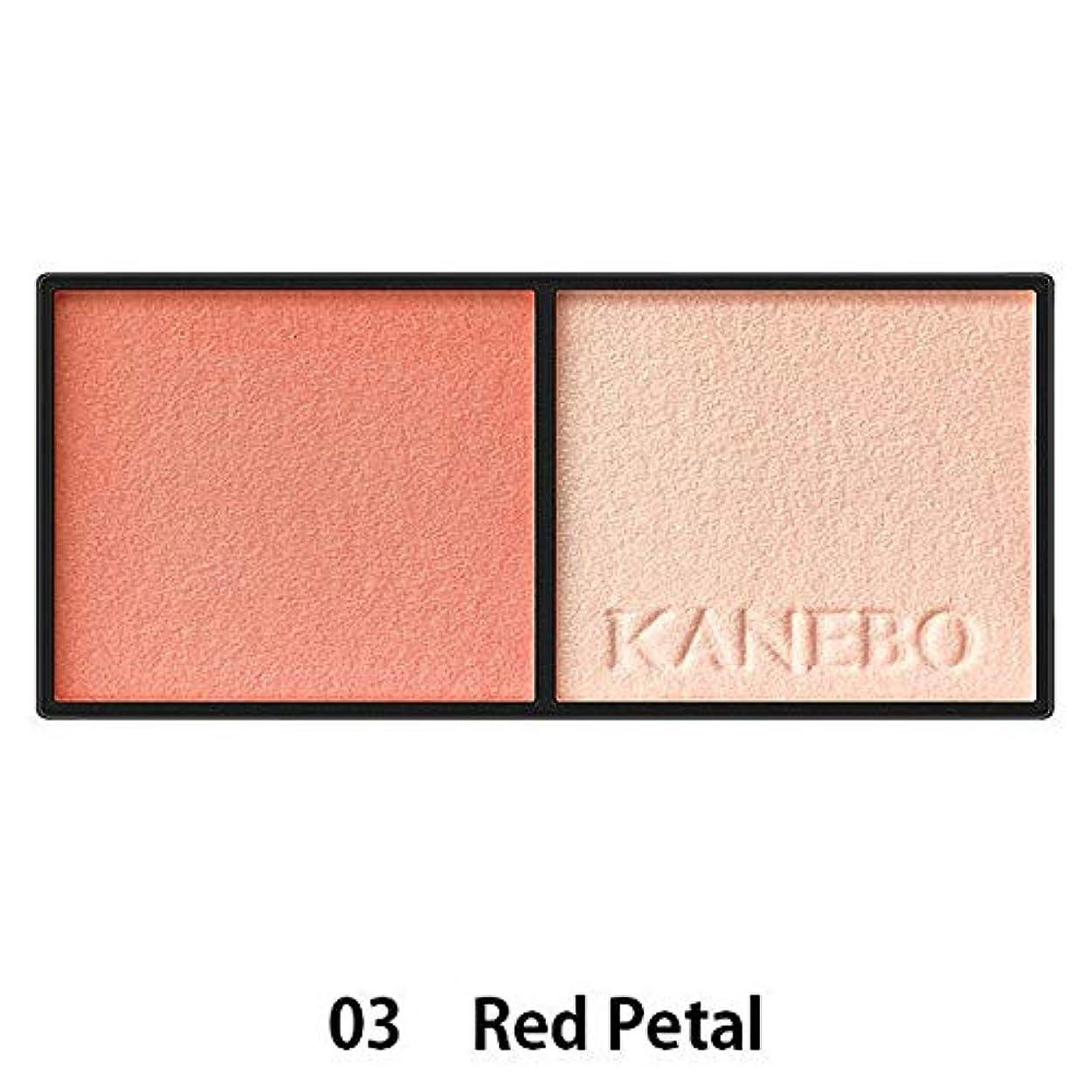 ベスト赤外線ナビゲーションKANEBO(カネボウ) カネボウ ヴァリアンブラッセ(チークス) 03 Red Petal チーク