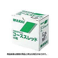 若井産業 ユニクロ コーススレッド ラッパ 小箱 半ネジ 120 120本10箱
