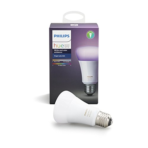 Philips Hue(ヒュー) シングルランプv3 スマートLEDライト 【Amazon Echo、Google Home、Apple HomeKit、LINE対応】