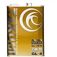 TAKUMIモーターオイル MULTI GEAR【75W-90】LSD対応 ギアオイル/デフオイル/高性能 化学合成油(HIVI) 最高規格GL-5 4L 【送料無料】 MG759000401