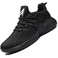 EL Possibilities Men's Sport Trail Running Shoes for Youth Big Boys Sneakers Mesh Breathable