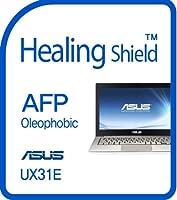 Healingshield スキンシール液晶保護フィルム Oleophobic AFP Clear Film for AUSU Laptop UX31E