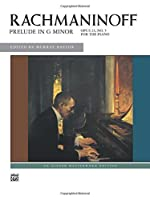 Prelude in G minor, Op. 23, No. 5 (Alfred Masterwork Edition) by Unknown(1987-04-01)