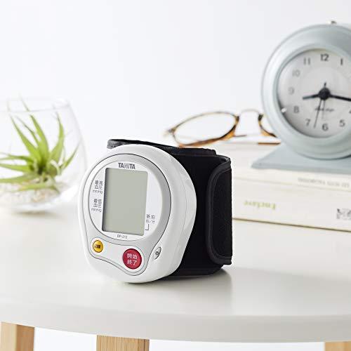 タニタ(Tanita) 手首式血圧計 ホワイト BP-212-WH B01N2YAN7V 1枚目