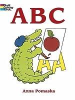 ABC (Dover Coloring Books)