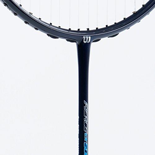 Wilson(ウイルソン) バドミントン ラケット [フレームのみ] FIERCE CX 5000 SPIDER (フィアース CX 5000 スパイダー) グリップサイズG5 WRT8872202 WRT8872202