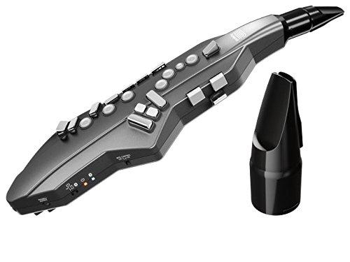 Roland (ローランド) デジタル・ウインド・インストゥルメント Aerophone GO AE-05 + 純正 交換用マウスピース OP-AE05MPH セット
