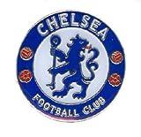 Chelsea(チェルシー) オフィシャル ピンバッジ クレスト サッカー サポーター グッズ [並行輸入品]