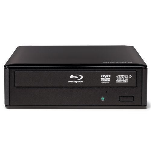 Buffalo MediaStation 16x Desktop BDXL Blu-Ray Writer (BRXL-16U3) [並行輸入品]