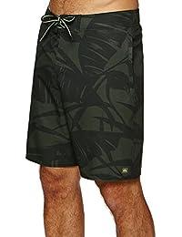 (クイックシルバー) Quiksilver メンズ 水着?ビーチウェア 海パン Quiksilver Wakepalm Board Shorts [並行輸入品]