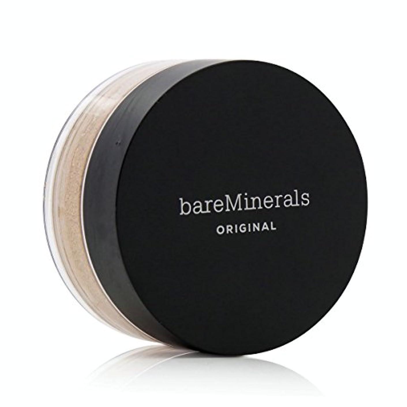 [BareMinerals(ベアミネラル)] ベアミネラルオリジナルSPF 15ファンデーション - #フェアアイボリー 8g/0.28oz