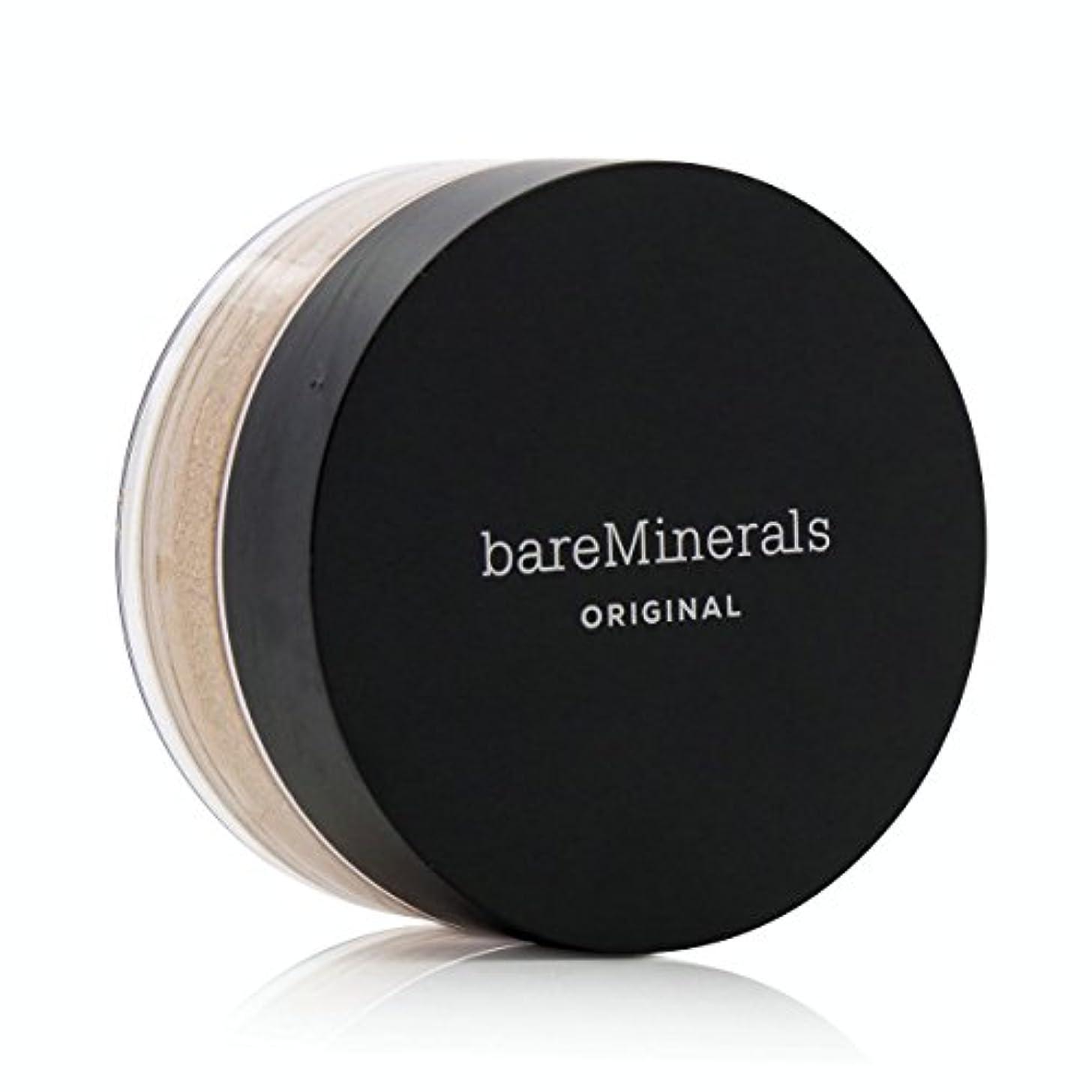 味方おっと手伝う[BareMinerals(ベアミネラル)] ベアミネラルオリジナルSPF 15ファンデーション - #フェアアイボリー 8g/0.28oz