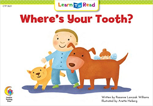 Where's Your Tooth? (Fun and Fantasy Learn to Read)の詳細を見る