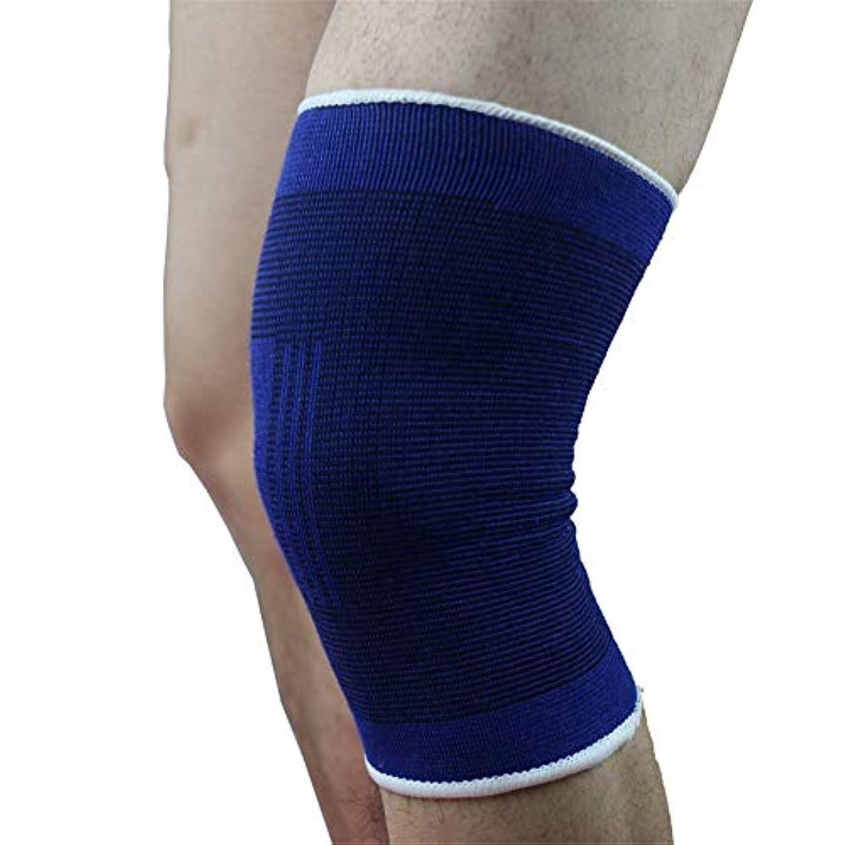 関与する編集者ハッピー膝プロテクター 一対のニットニーパッド、夏用汗吸収性 極薄スポーツニーパッド バイク 膝をつくお仕事にも最適