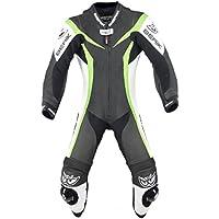 BERIK Racing suits LS1-10417-BK GREEN SIZE:52
