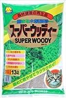 スーパーウッディー 13L×4袋
