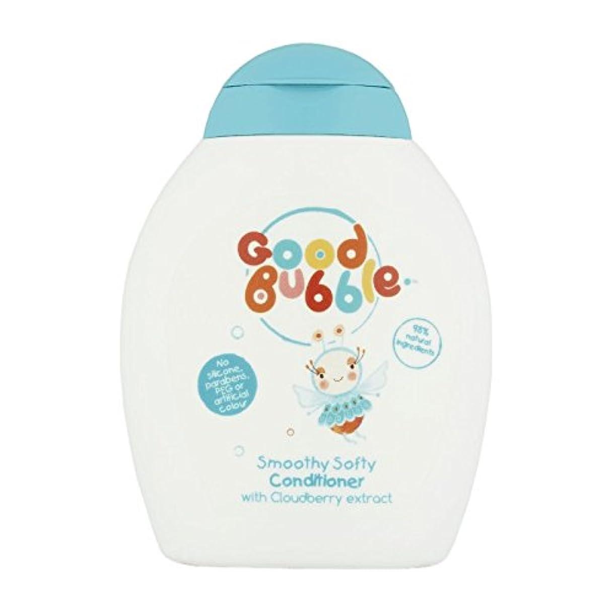宿泊協定拮抗する良いバブルクラウドベリーコンディショナー250ミリリットル - Good Bubble Cloudberry Conditioner 250ml (Good Bubble) [並行輸入品]