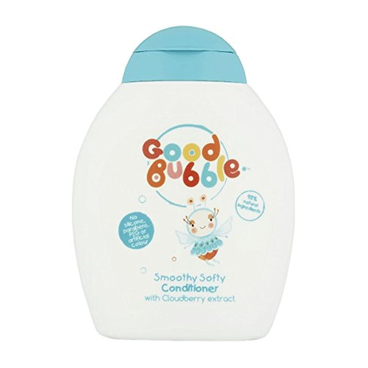 委任戦術教Good Bubble Cloudberry Conditioner 250ml (Pack of 6) - 良いバブルクラウドベリーコンディショナー250ミリリットル (x6) [並行輸入品]
