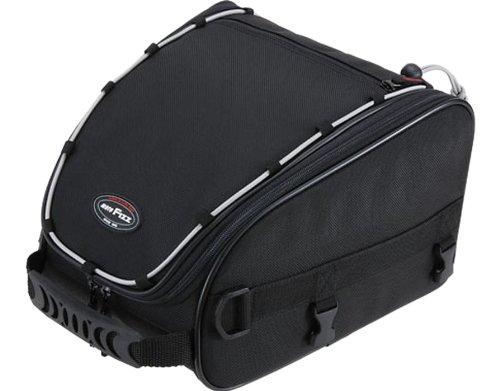 タナックス(TANAX) スポルトシートバッグ モトフィズ(MOTOFIZZ) ブラック MFK-096(容量9.1ℓ)