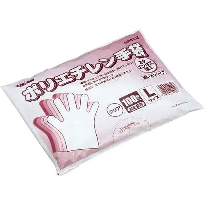コメンテーター大きなスケールで見ると社会主義者川西工業 ポリエチレン手袋 カタエンボス L 100枚×20