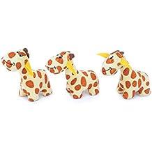 Zippy Paws ZP829 Miniz - Giraffe, Squeak Toys