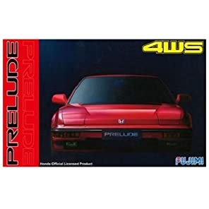 フジミ模型 1/24 インチアップシリーズ No.145 Honda プレリュード 2.0Si 1987 プラモデル ID145