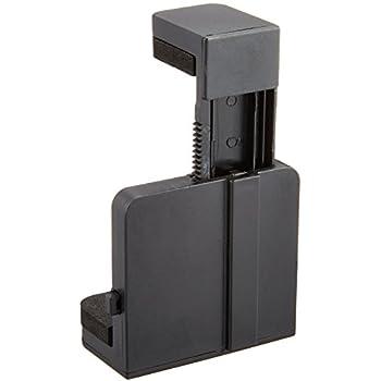 ETSUMI スマートフォンアダプターL ブラック E-6451