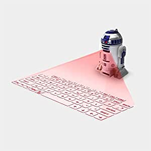 Star Wars バーチャルキーボード R2D2