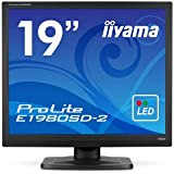 iiyama ディスプレイ モニター ProLite E1980SD-B2 19インチ/SXGA/LED