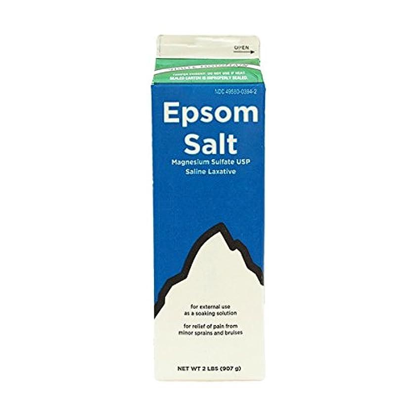 スモッグ手配する忌避剤ESP エプソムソルト (907g)