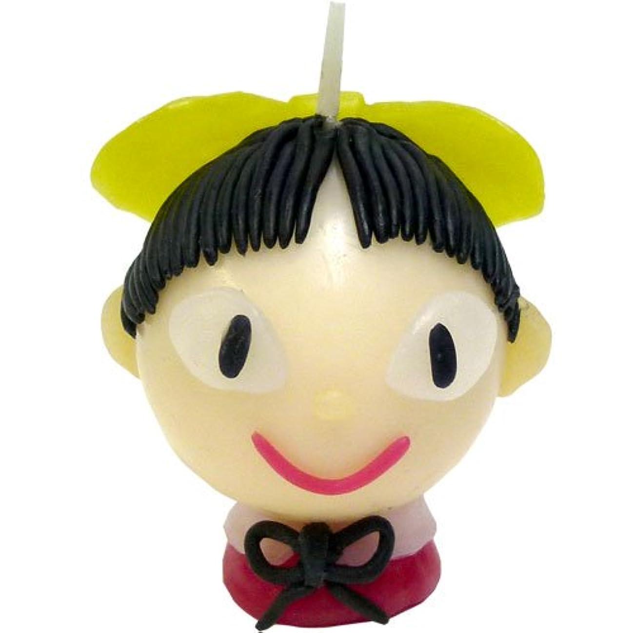 入射シュリンクプロポーショナルゲゲゲの鬼太郎 手作りキャンドルキット ねこ娘