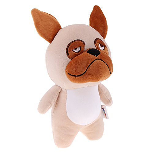 Perfk 全5色 おもちゃ ぬいぐるみ おもちゃ 贈り物 - スタイル3-マスチフ