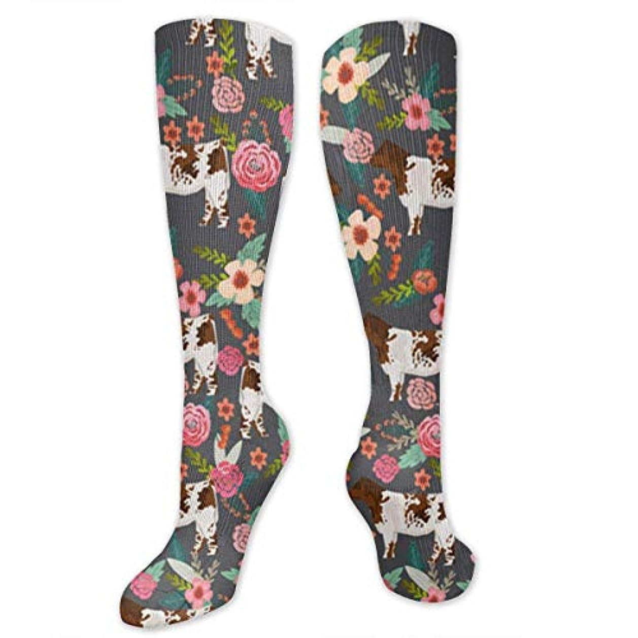 骨折反抗主婦靴下,ストッキング,野生のジョーカー,実際,秋の本質,冬必須,サマーウェア&RBXAA Women's Winter Cotton Long Tube Socks Knee High Graduated Compression...