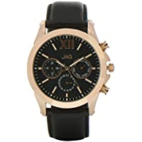 JAG Men's J1930 Year-Round Analog Quartz Black Watch