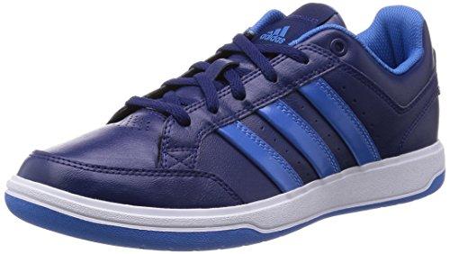 [アディダス] adidas テニスシューズ oracle VI STR PU S41856 S41856 (ミッドナイトインディゴ F15/スーパーブルー F15/ランニングホワイト/26.5)