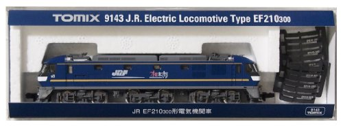 TOMIX Nゲージ EF210-300 9143 鉄道模型 電気機関車