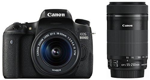 Canon デジタル一眼レフカメラ EOS 8000D ダブ...